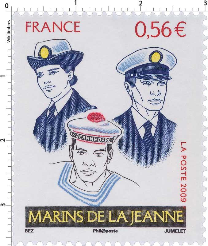2009 MARINS DE LA JEANNE