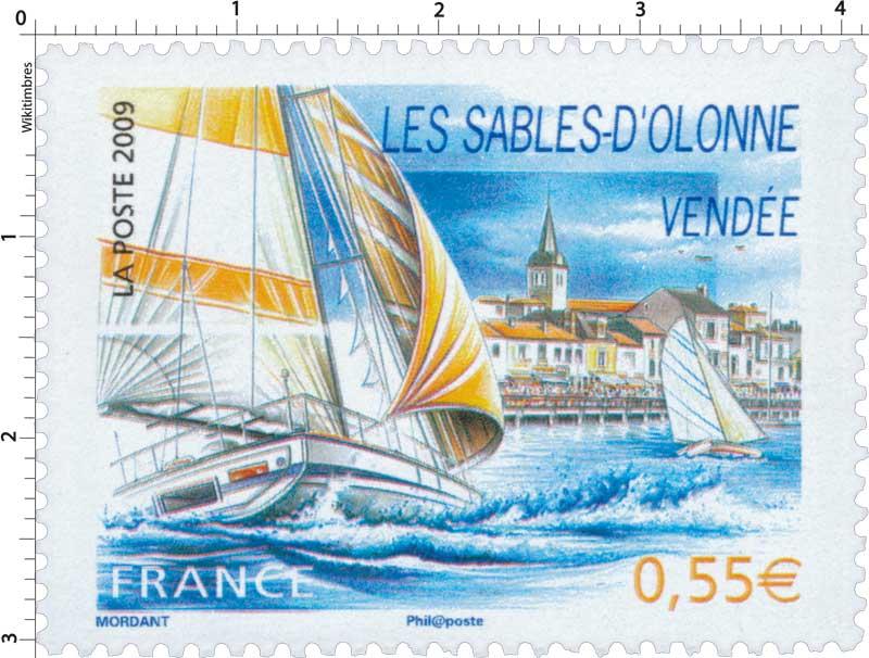 2009 LES SABLES-D'OLONNE VENDÉE