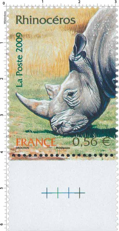 2009 Rhinocéros