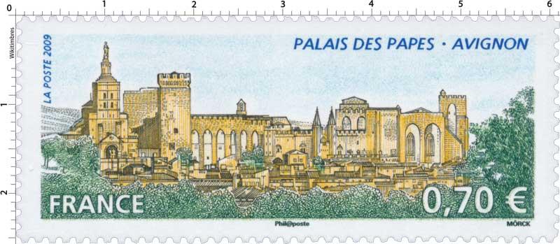2009 PALAIS DES PAPES • AVIGNON