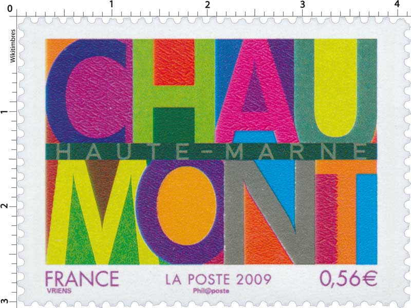 2009 CHAUMONT HAUTE-MARNE