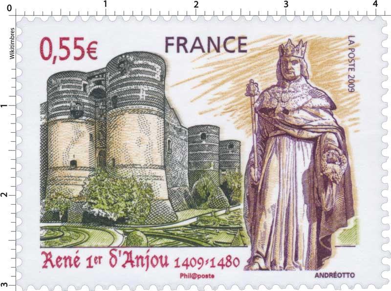 2009 René Ier d'Anjou 1409-1480
