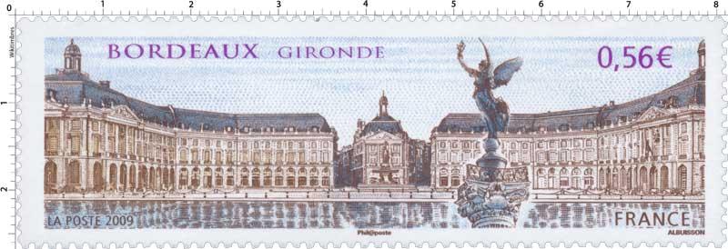2009 BORDEAUX GIRONDE