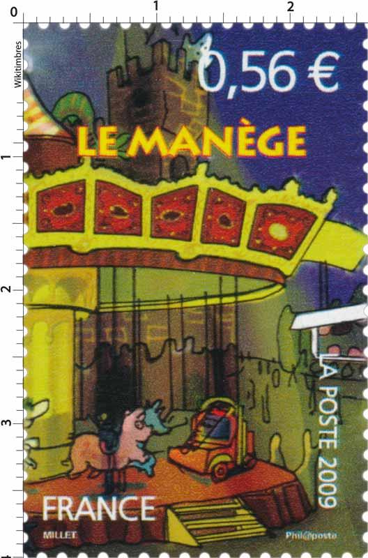 2009 LE MANÈGE