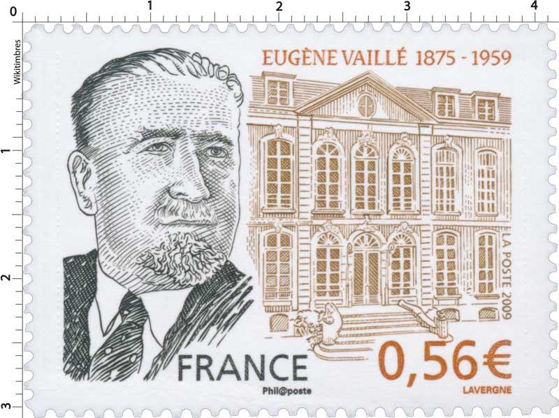 2009 EUGÈNE VAILLÉ 1875-1959