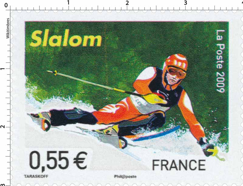 2009 Slalom