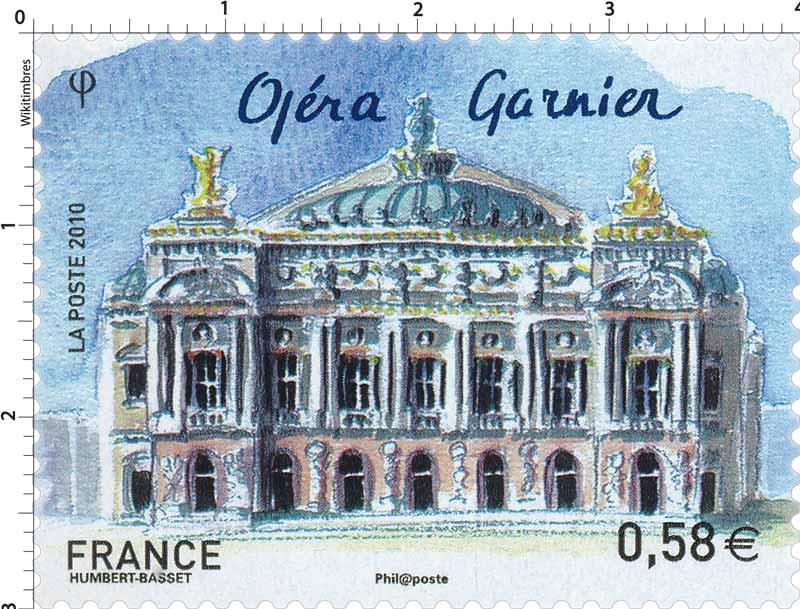 2010 Opéra Garnier