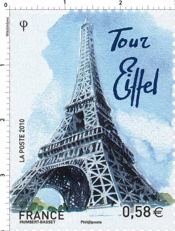 2010 Tour Eiffel