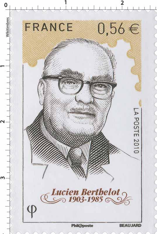 2010 Lucien Berthelot (1903-1985)