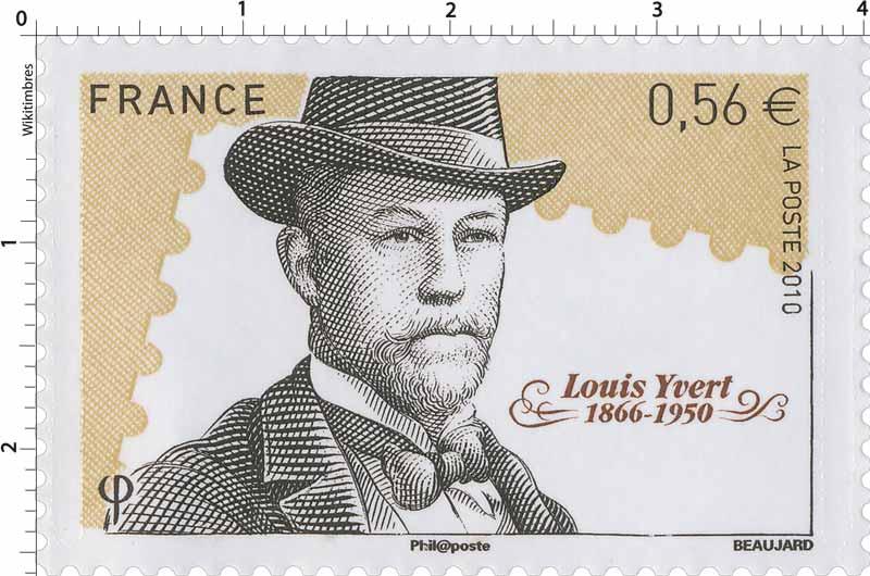 2010 Louis Yvert (1866-1950)