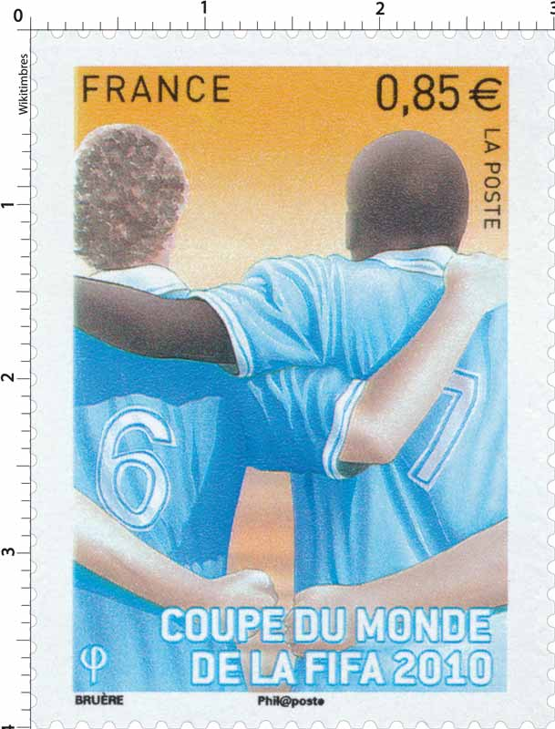 2010 COUPE DU MONDE DE LA FIFA