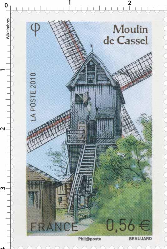 2010 Moulin de Cassel