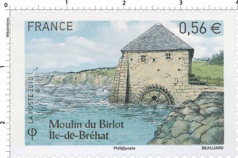 2010 Moulin du Birlot Île-de-Bréhat