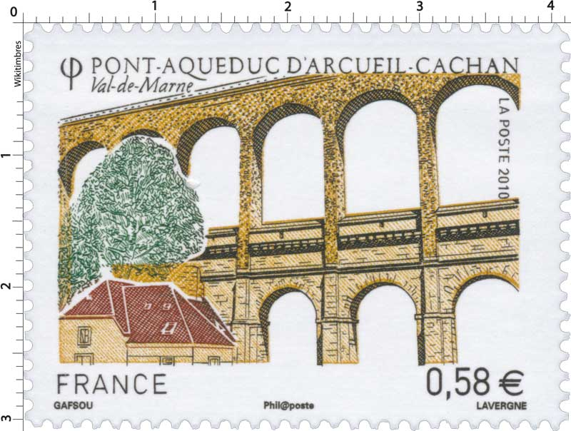 2010 Pont-aqueduc d'Arcueil-Cachan Val-de-Marne