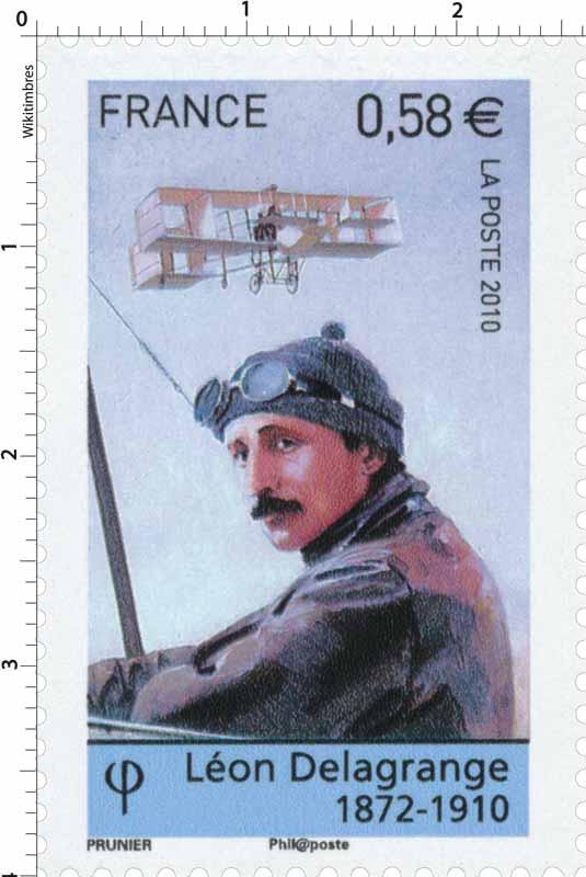 2010 Léon Delagrange 1872-1910