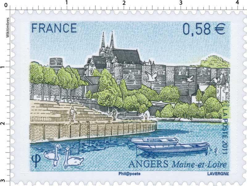 2011 Angers Maine-et-Loire