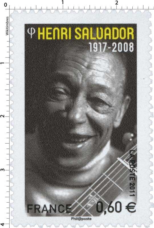 2011 HENRI SALVADOR 1917 - 2008