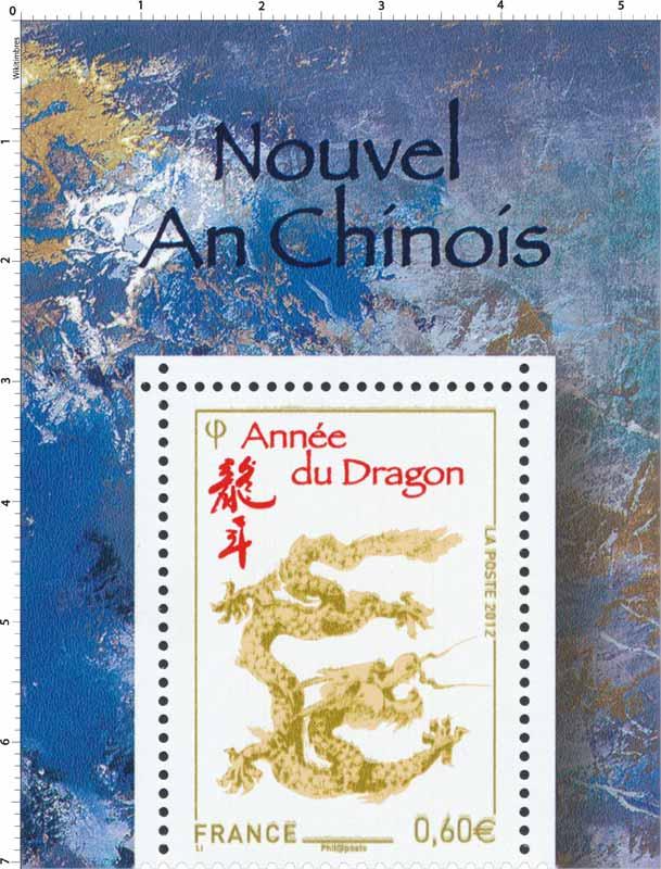 Nouvel An chinois - Année du Dragon