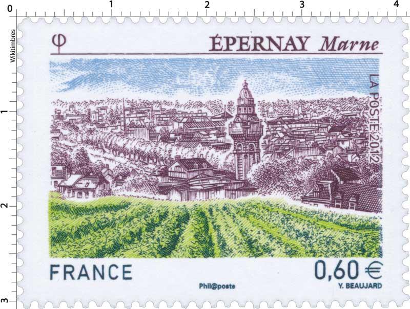2012 Épernay - Marne