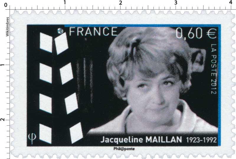 Jacqueline Maillan 1923-1992