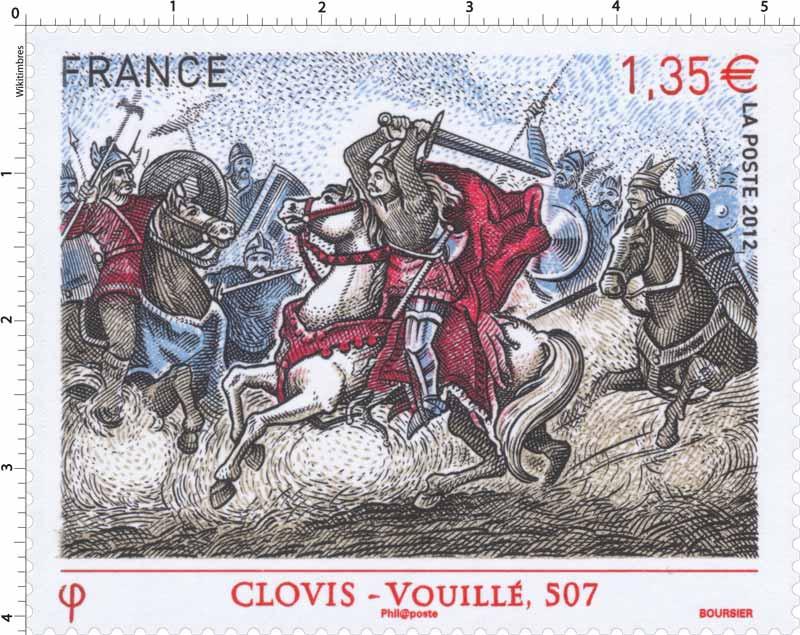 Clovis -Vouillé, 507