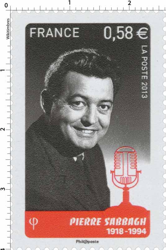 2013 Pierre Sabbagh (1918-1994)