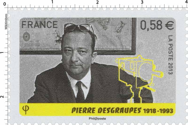 2013 Pierre Desgraupes (1918-1993)