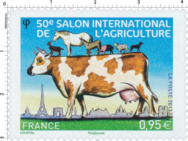 50e Salon international de l'Agriculture