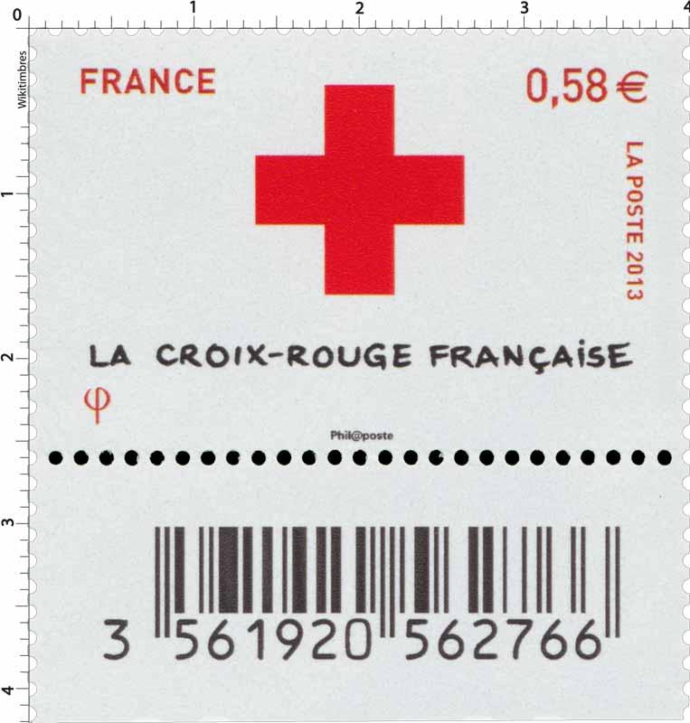 2013 La Croix-rouge française