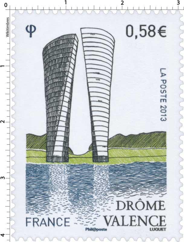 2013 Drôme Valence