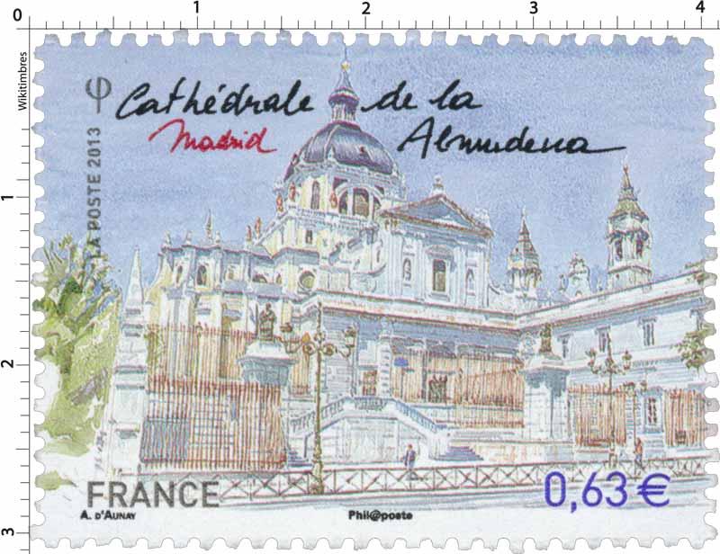 Madrid cathédrale de la almudena