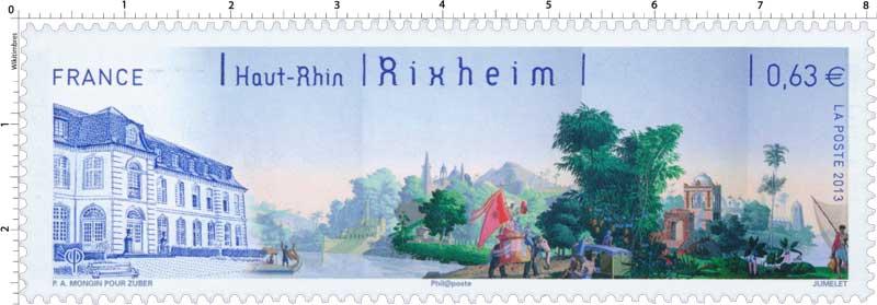 2013 Rixheim - Haut-Rhin