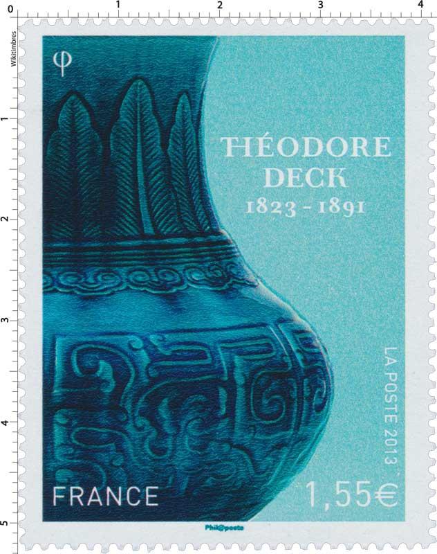 2013 Théodore Deck 1823 - 1891