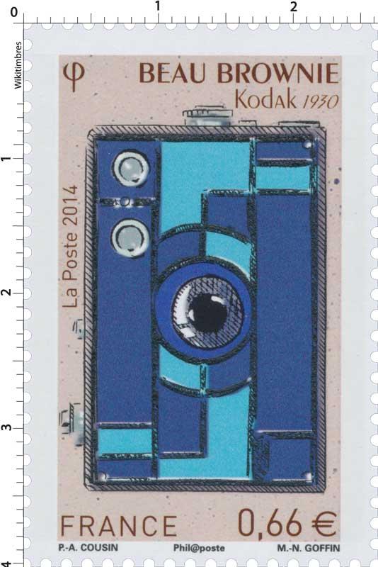 2014 BEAU BROWNIE Kodak 1930