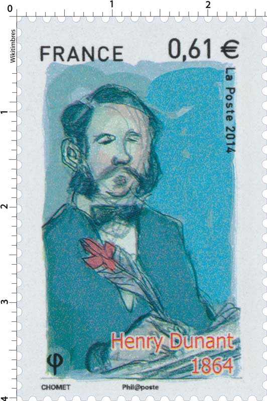 2014 Henry Dunant 1864