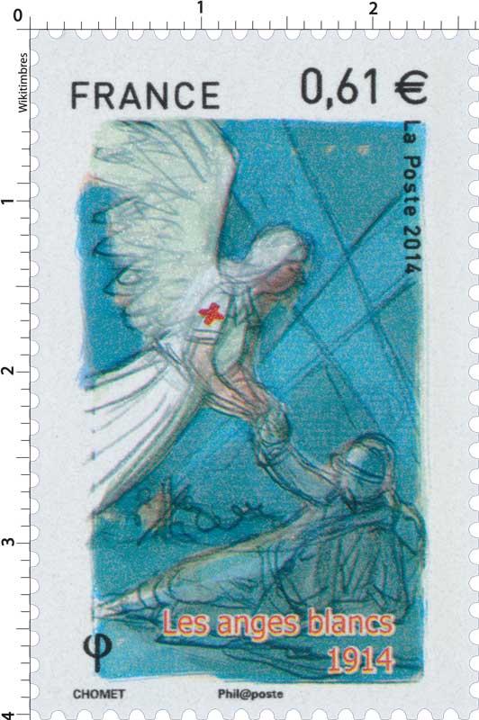 2014 Les anges blancs 1914