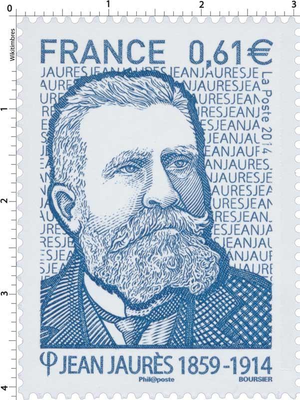 2014 Jean Jaurès 1859-1914