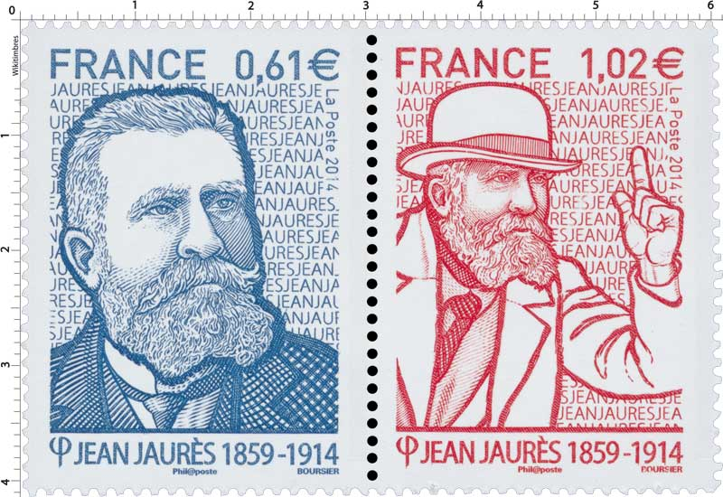 2014 Jean Jaurès - 1859-1914