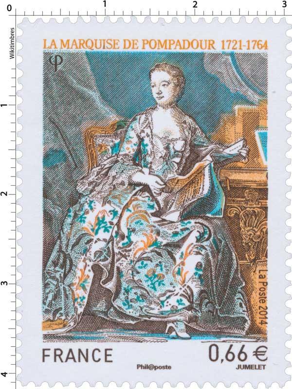La marquise de Pompadour 1721-1764