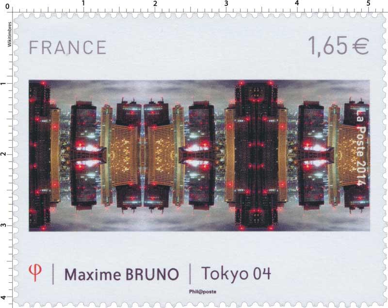 2014 Maxime Bruno Tokyo 04