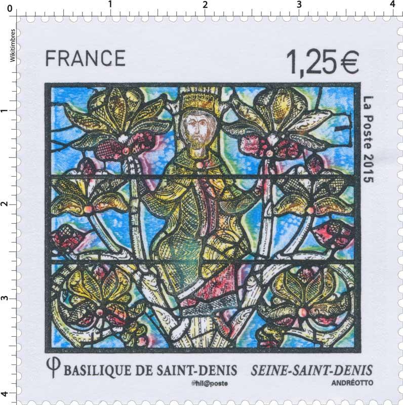2015  Basilique de Saint-Denis - Seine-Saint-Denis