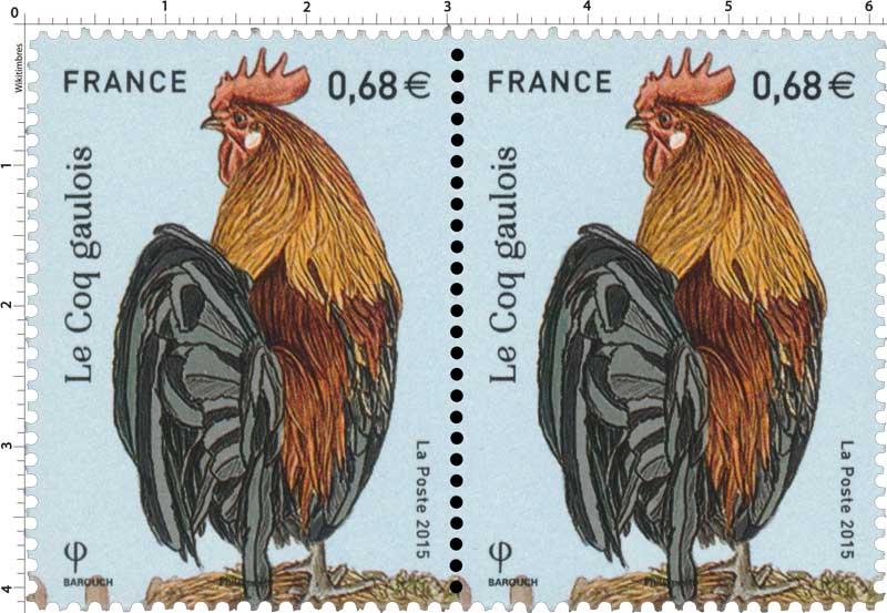 2015 Le Coq gaulois