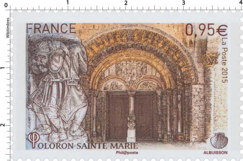 2015 Oloron-Sainte-Marie