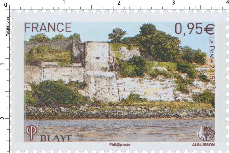 2015 Blaye