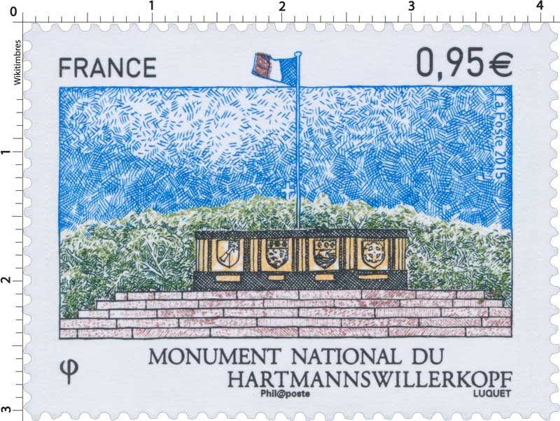 2015 Monument National du Hartmannswillerkopf