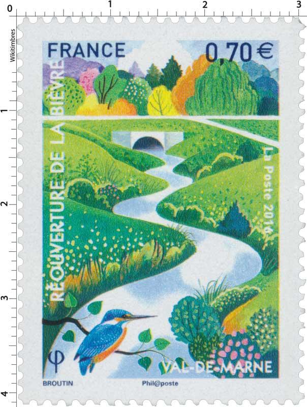 2016 Réouverture de la Bièvre - Val-de-Marne