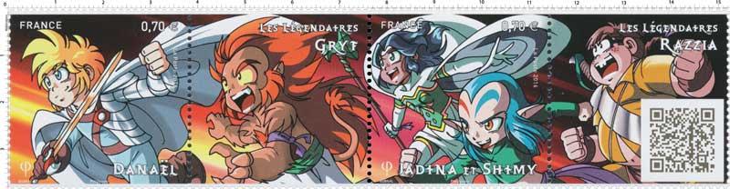 2016 Les Légendaires Jadina et Shimy, Razzia
