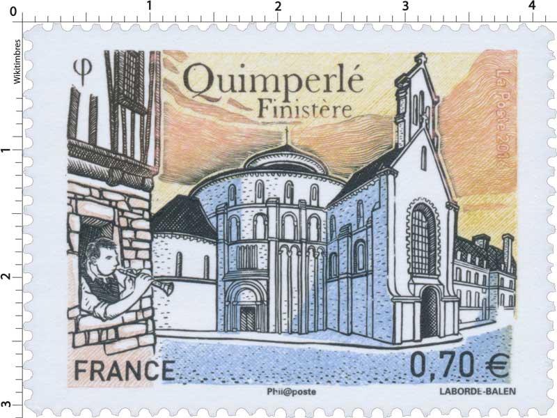 2016 Quimperlé - Finistère
