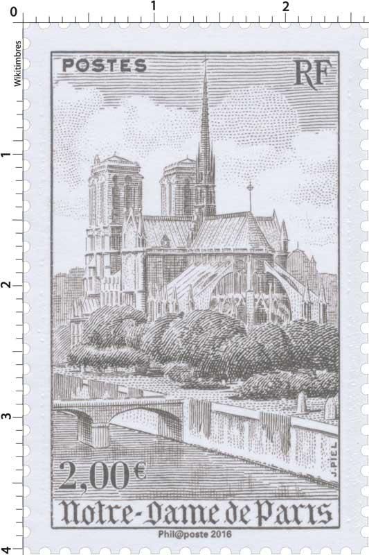 2016 Notre-Dame de Paris