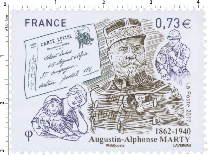 2017 AUGUSTIN-ALPHONSE MARTY 1862-1940